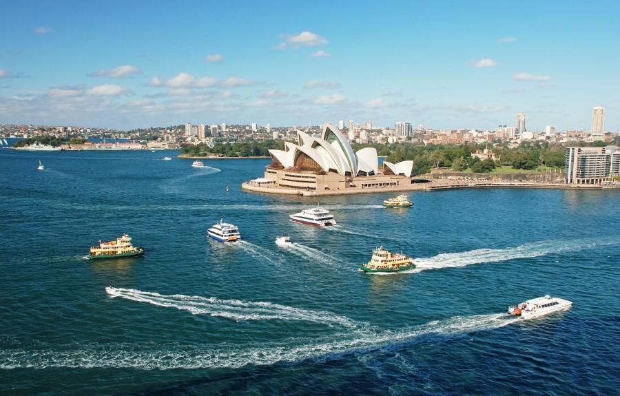batch 雪梨歌劇院 Sydney Opera House Ashutterstock 55906936