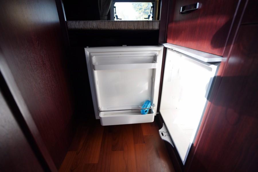 campervan refrigerator