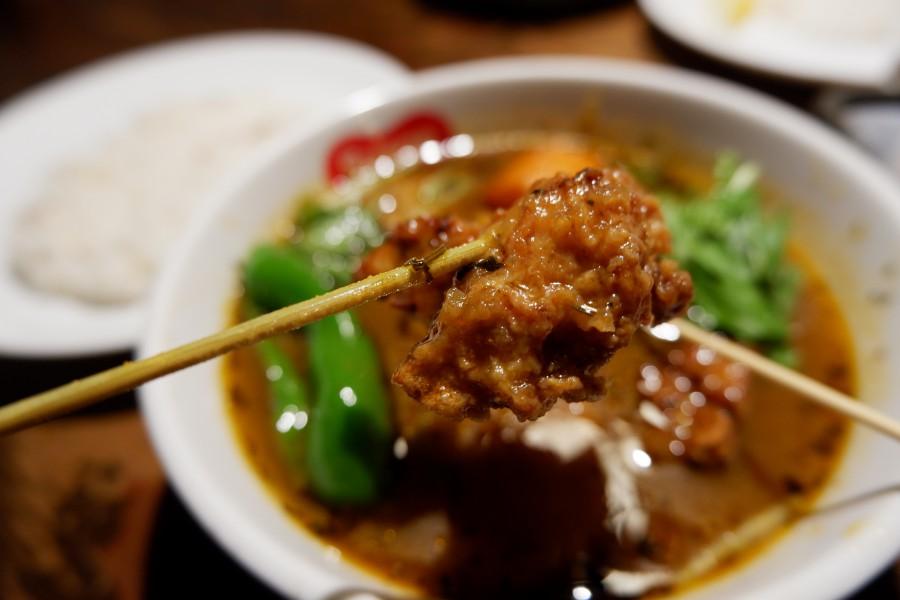 北海道美食 湯咖哩