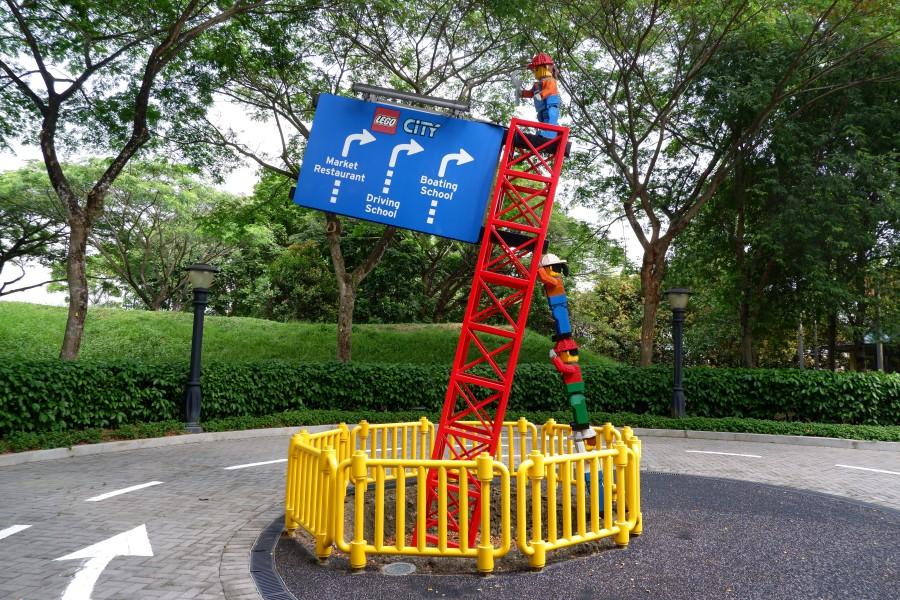馬來西亞樂高樂園 樂高城市