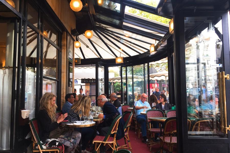 巴黎左岸咖啡、巴黎咖啡館、巴黎咖啡、花神咖啡