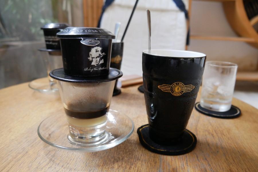 越南美食推薦:越南咖啡