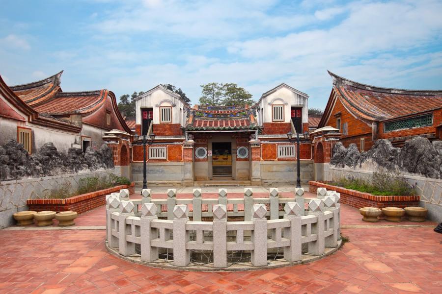 batch Taiwan Kinmen 金門民俗文化村 Ashutterstock 230341546