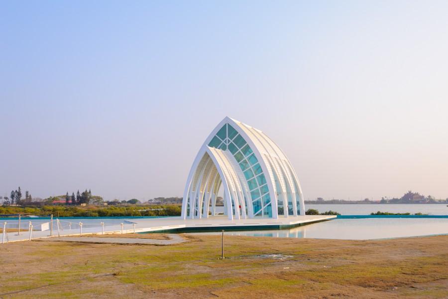 台南景點:水晶教堂