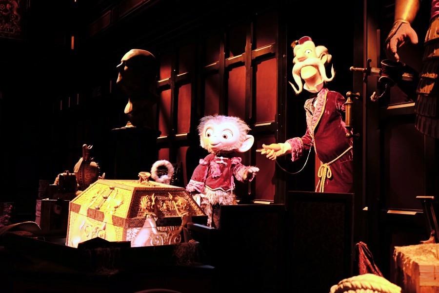 香港迪士尼攻略/遊樂設施/迷離莊園
