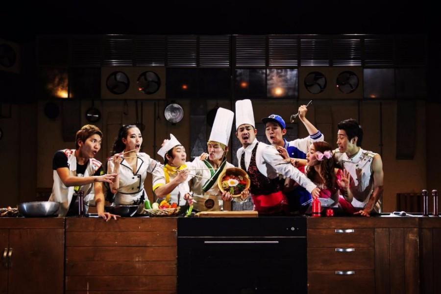 首爾表演 首爾拌飯秀
