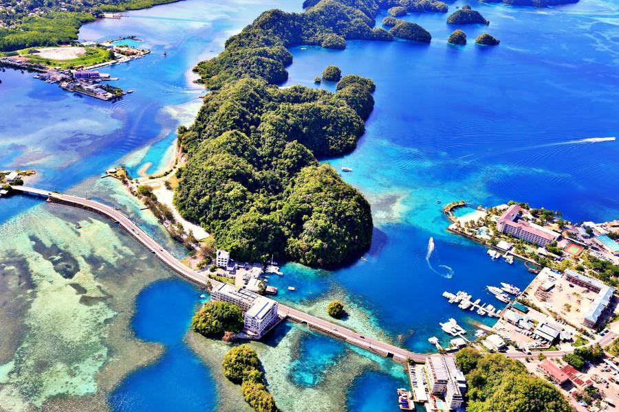 帛琉 景點