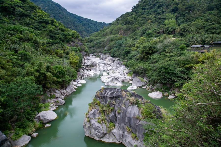 台東馬武窟溪 sup 景點