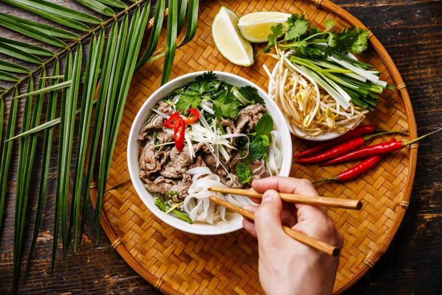 越南美食推薦:牛肉河粉