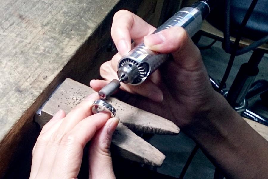 台中手作體驗/台中DIY課程/台中做戒指