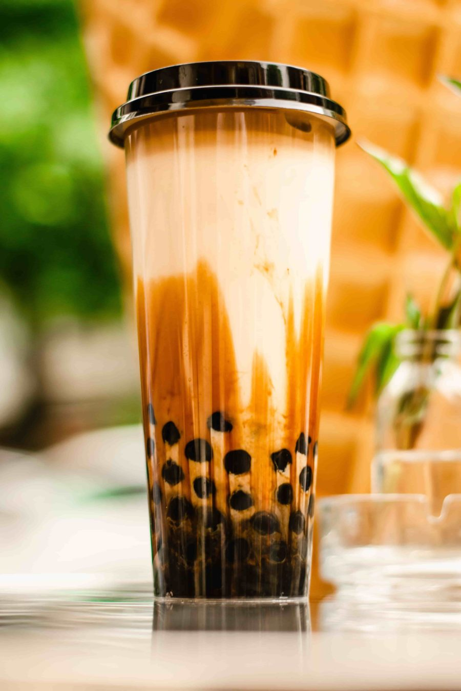 bubble tea/milk tea
