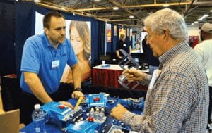 Phil Applegate from Cat Pumps