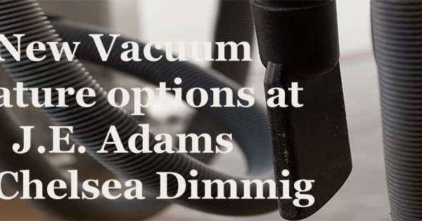 New Vacuum Article Header