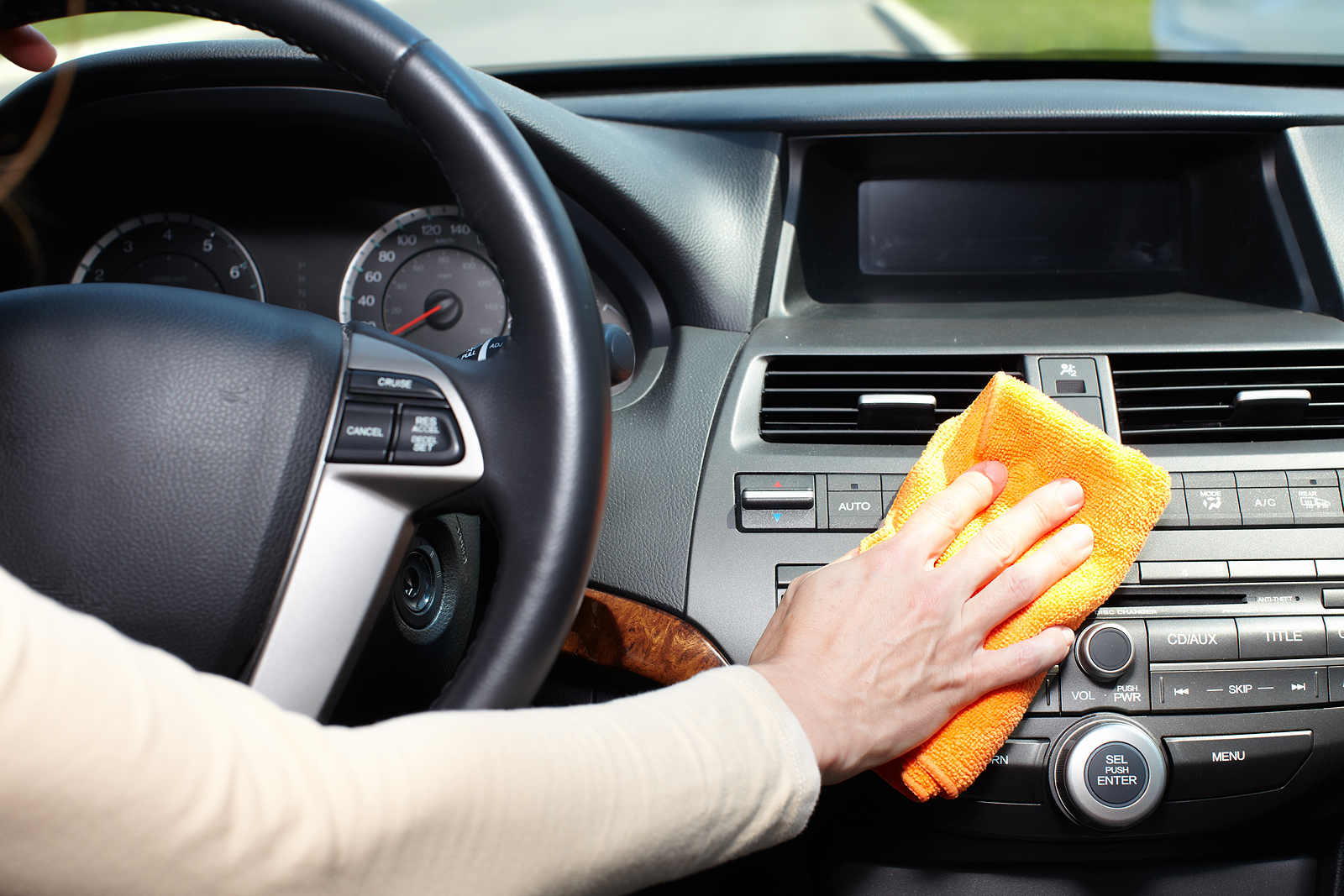 Superb Products To Clean Stains In Your Car