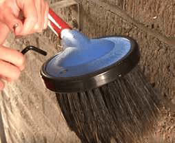 Inkfish foam brush cartridge swap step 1