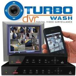 turbo wash security system