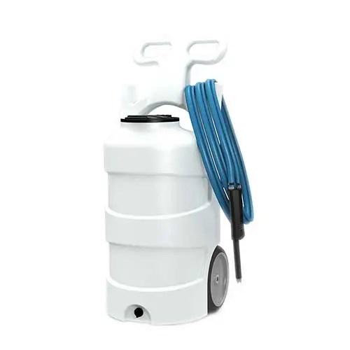 Foamit 10 Gallon Mobile Tank Sprayer