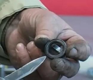 Detecting CAT Pump High Pressure Seal Wear