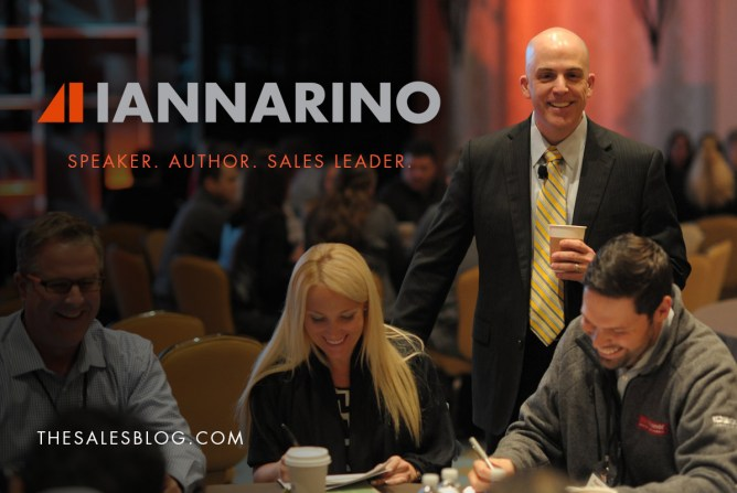 the sales blog