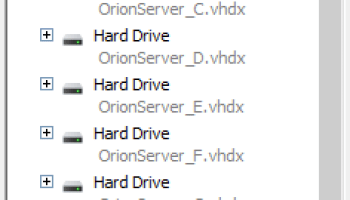 "Creating a Windows Server Hard Drive ""Template"" for Hyper-V"