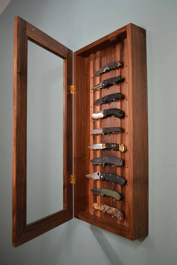 10 Ways To Store Or Display Your Knife Collection Knife
