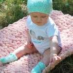 Zippy 2 Hour Baby Blanket Kb Looms Blog