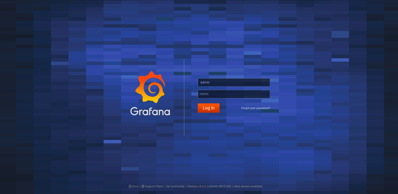 Monitor a Kafka stream application with Graphite-Grafana