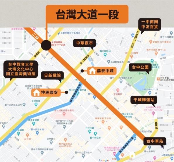 中港路vs.台灣大道,一秒分辨在地人還是外地人? ( 上篇 ) 1