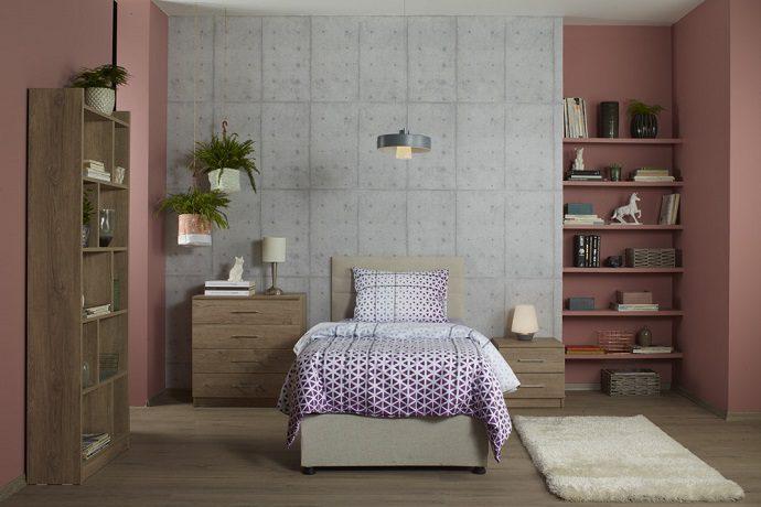Genç Odası Duvar Kağıdı Modelleri