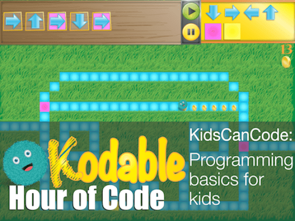 Join the Hour of Code with Kodable