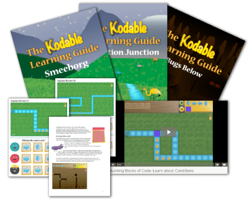 Kodable Curriculum Materials
