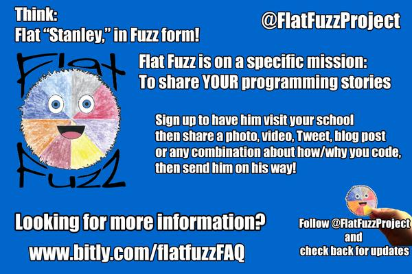 Sign up for the flat fuzz project