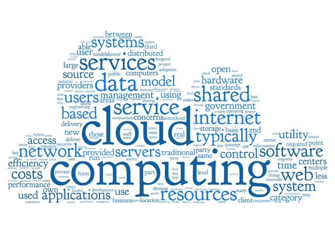 cloud terms