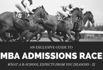 MBA Admissions Race Part 2 by Kokula Krishna Hari K