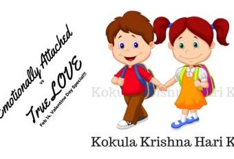 Emotionally Attached by Kokula Krishna Hari Kunasekaran