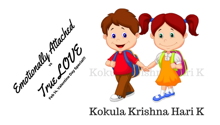 Emotionally Attached by Kokula Krishna Hari Kunasekaran