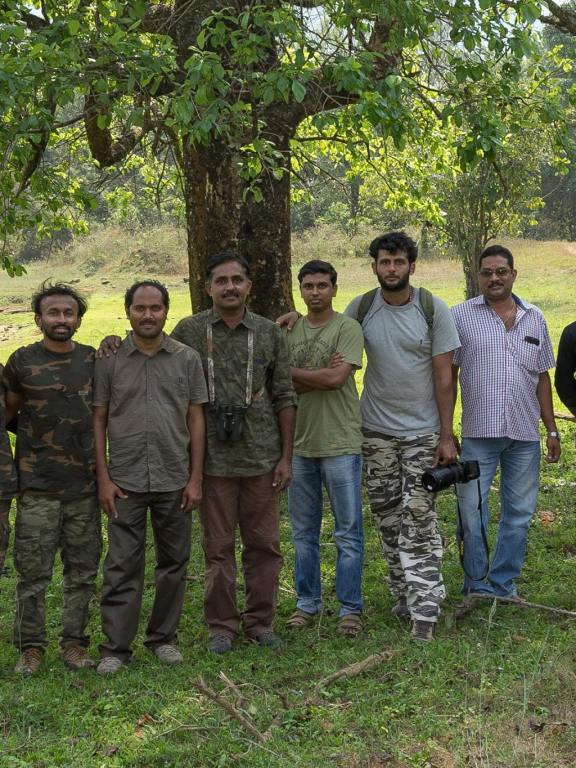 Thrissur Bird Atlas; Vazhachal Forest Survey 2016