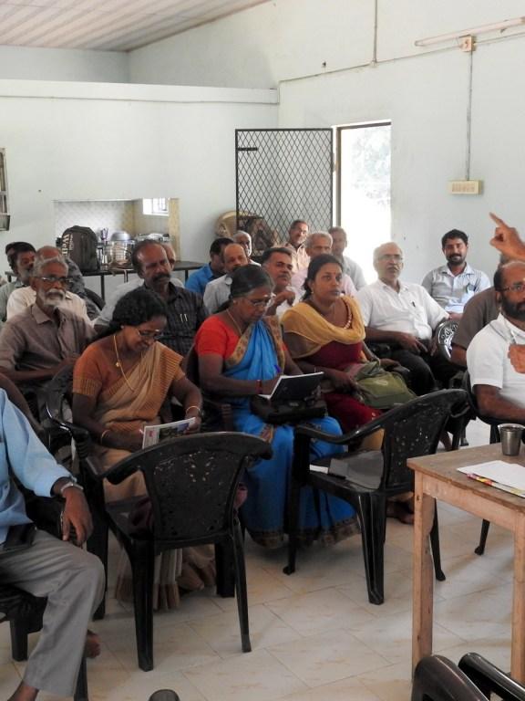 തൃശ്ശൂർ ജില്ലാ വയൽരക്ഷാ ക്യാമ്പ് സംഘടിപ്പിച്ചു