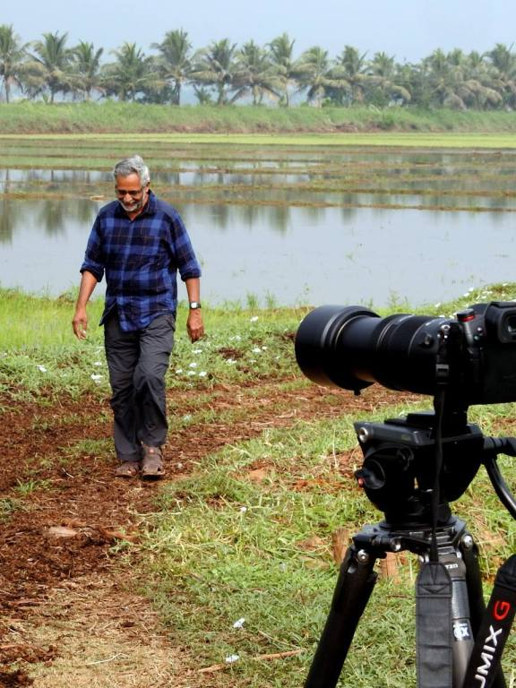 Wetlands of Kerala – Malayalam Documentary by Suresh Elamon