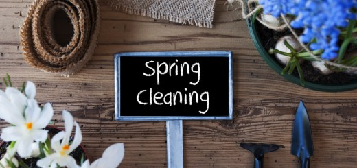 Spring Cleaning Items