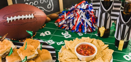 superbowl party items