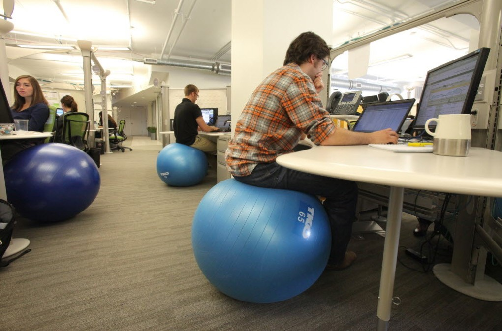 Yoga Ball Chairs