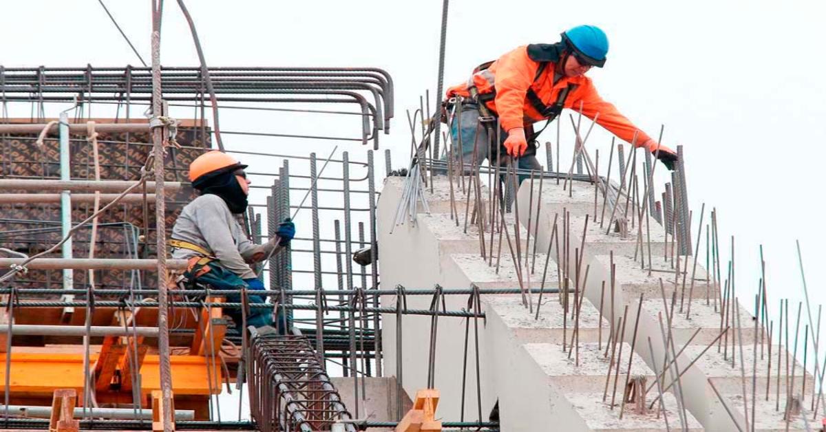 AGOSTO: SECTOR CONSTRUCCIÓN SE INCREMENTÓ EN UN 25.53%, SEGÚN INEI