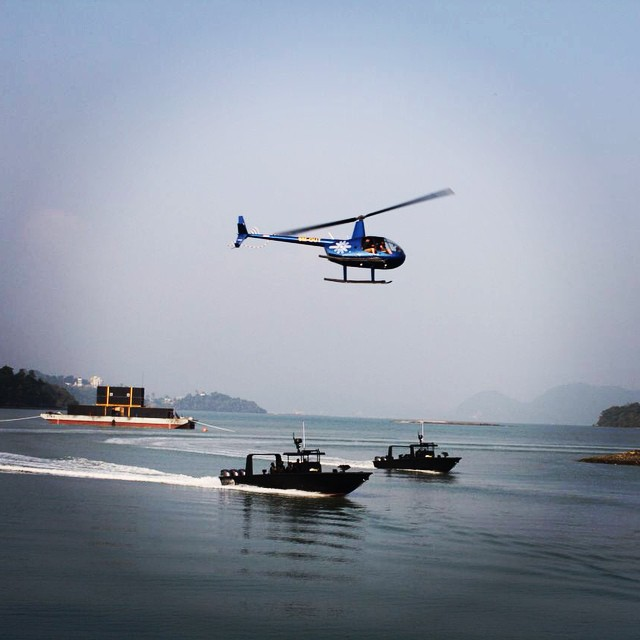Helicopter Tour Malaysia