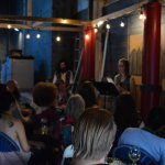 Finding connection at Poetry in the Boro
