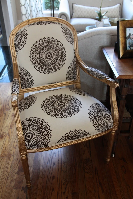reupholstering a chair ikea ghost how to save money by old furniture kovi upholstered