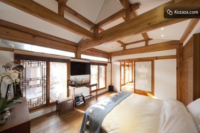 hanok hotel  Book Homes in Korea
