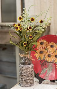 seagrass vase