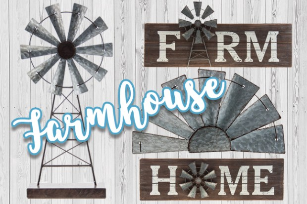farmhouse windmills