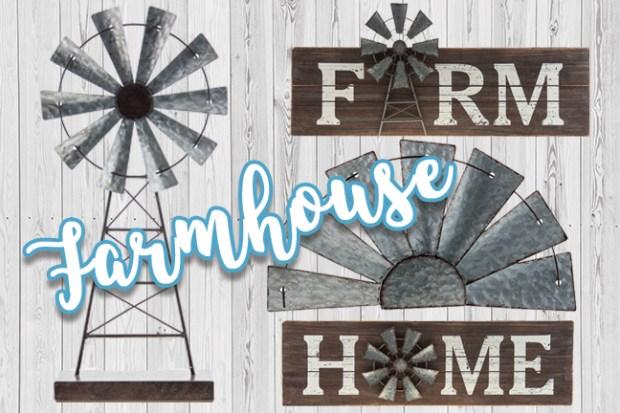 farmhouse windmills
